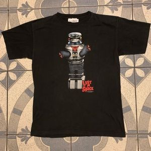 Vintage '98 Lost In Space Graphic Tee Sz XL